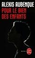 Couverture Nuits noires à Seattle, tome 2 : Pour le bien des enfants Editions Le Livre de Poche (Thriller) 2014