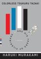 Couverture L'incolore Tsukuru Tazaki et ses années de pèlerinage Editions Knopf 2014