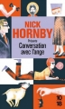 Couverture Conversations avec l'ange Editions 10/18 2014