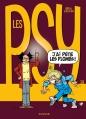 Couverture Les Psy, tome 19 : J'ai pété les plombs ! Editions Dupuis 2013