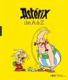 Couverture Astérix de A à Z Editions Bibliothèque nationale de France 2013