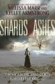 Couverture Shards & Ashes Editions HarperCollins 2013