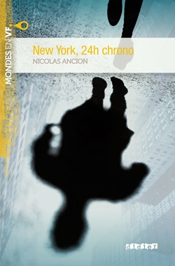 Couverture New York, 24 h chrono
