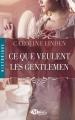 Couverture Ce que veulent les gentlemen Editions Milady (Romance - Historique) 2014