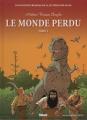 Couverture Le monde perdu, tome 1 Editions Glénat 2010