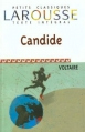 Couverture Candide / Candide ou l'optimisme Editions Larousse (Petits classiques) 2001