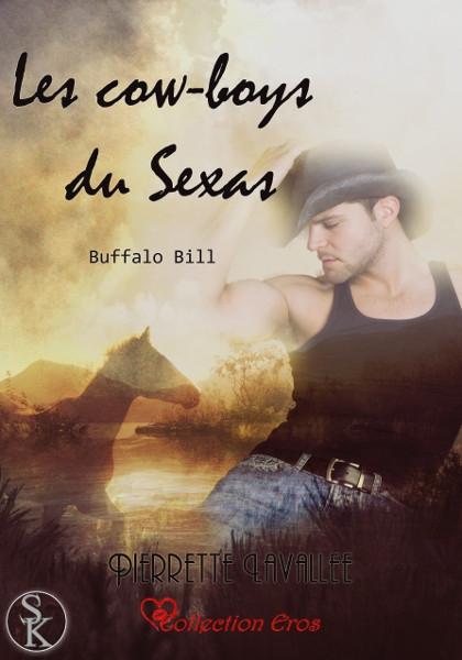 Couverture Les cow-boys du Sexas : Buffalo Bill