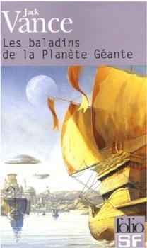 Couverture La planète géante, tome 2 : Les Baladins de la planète géante