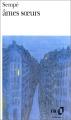 Couverture Âmes soeurs Editions Folio  1995