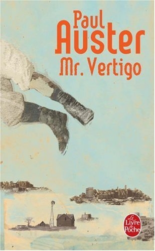 Couverture Mr. Vertigo