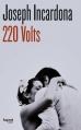 Couverture 220 volts Editions Fayard (Noir) 2011