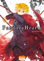 Couverture Pandora Hearts, tome 22 Editions Ki-oon (Shônen) 2014