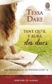 Couverture Les demoiselles de Spindle Cove, tome 4 : Tant qu'il y aura des ducs Editions J'ai lu (Pour elle - Aventures & passions) 2014