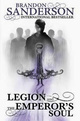 Couverture Legion, The Emperor's Soul