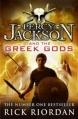 Couverture Percy Jackson et les Dieux Grecs Editions Puffin Books 2014
