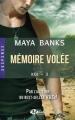 Couverture KGI, tome 03 : Mémoire volée Editions Milady (Romance) 2014