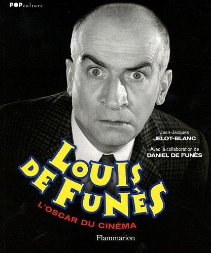 Couverture Louis de Funès, l'Oscar du cinéma