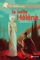 Couverture La belle Hélène Editions Nathan 2014