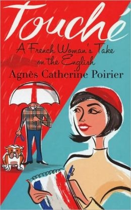 Couverture Touché! A French woman's take on the English