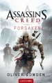 Couverture Assassin's Creed, tome 5 : Forsaken Editions Castelmore 2014