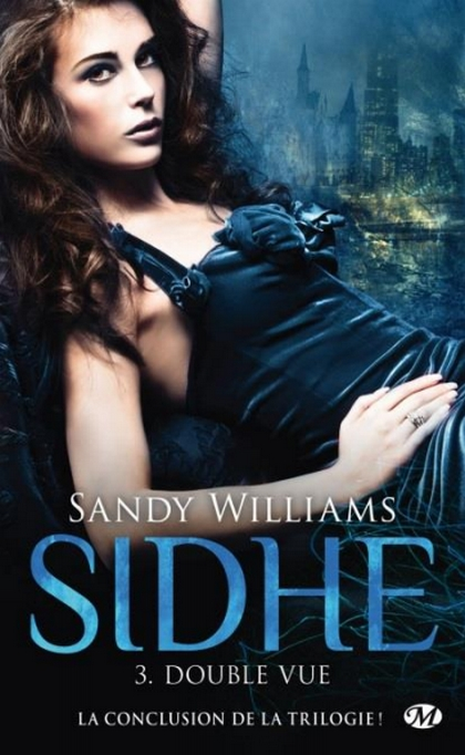 Couverture Sidhe, tome 3 : Double vue
