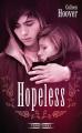 Couverture Hopeless, tome 1 Editions Fleuve Noir (Territoires) 2014