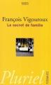 Couverture Le secret de famille Editions Hachette (Pluriel) 2003