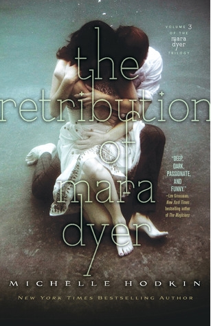 Couverture Mara Dyer, tome 3