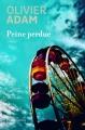 Couverture Peine perdue Editions Flammarion 2014