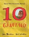 Couverture Gruffalo Editions Macmillan (Children's Books) 2009