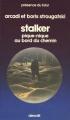 Couverture Stalker Editions Denoël (Présence du futur) 1981