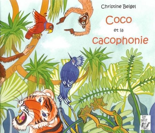 Couverture Coco et la cacophonie