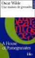 Couverture Une maison de grenades Editions Folio  (Bilingue) 2004