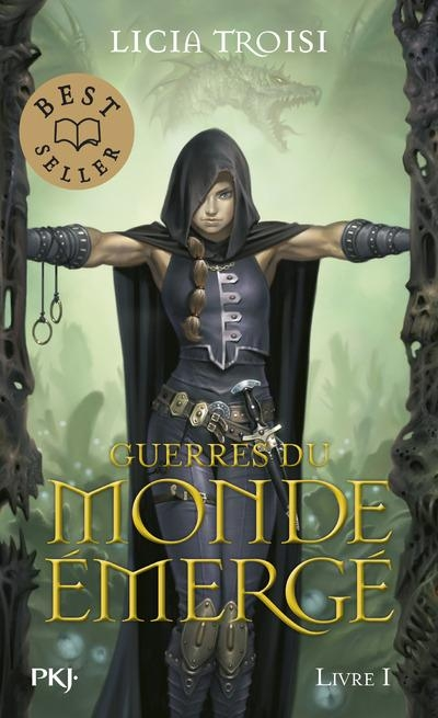 Couverture Guerres du Monde Émergé, tome 1 : La secte des Assassins