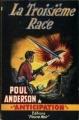 Couverture La troisième race Editions Fleuve (Noir - Anticipation) 1960