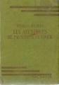 Couverture Les aventures de monsieur Pickwick, abrégé Editions Hachette (Bibliothèque verte) 1948