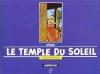 Couverture Les aventures de Tintin, tome 14 : Le Temple du Soleil Editions Casterman (Bibliothèque de Moulinsart) 1988