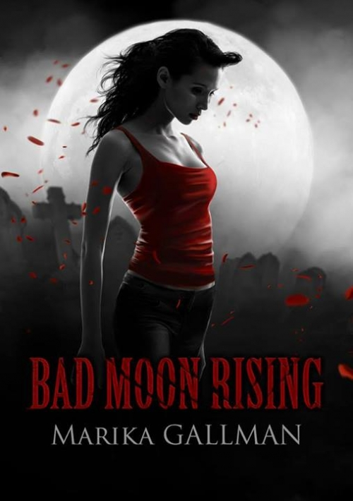 Couverture Bad Moon Rising, tome 1 : Le Choc