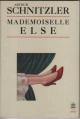Couverture Mademoiselle Else Editions Le Livre de Poche (Biblio) 1997