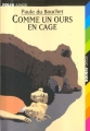 Couverture Comme un ours en cage Editions Folio  (Junior) 2001