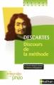 Couverture Discours de la méthode / Le discours de la méthode Editions Nathan (Les intégrales de philo) 2013