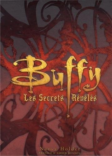 Couverture Buffy : Les secrets révélés
