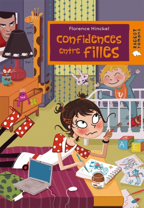 Couverture Confidences entre filles