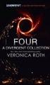 Couverture Divergente raconté par Quatre Editions HarperCollins 2014