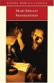 Couverture Frankenstein ou le Prométhée moderne / Frankenstein Editions Oxford University Press (World's classics) 2008