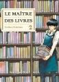 Couverture Le maître des livres, tome 02 Editions Komikku 2014
