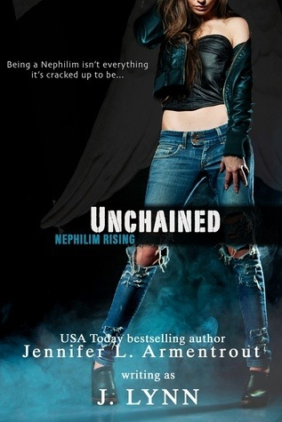 Couverture Unchained : Nephilim rising