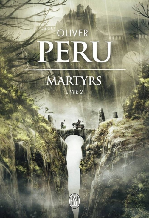 Couverture Martyrs, tome 2