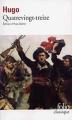 Couverture Quatrevingt-treize Editions Folio  (Classique) 2010