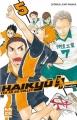 Couverture Haikyû !! : Les as du volley ball, tome 05 Editions Kazé (Shônen) 2014